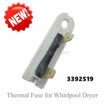 3392519 ET401 PS11741460 Dryer Blower Thermal Fuse fit Whirlpool Kenmore Maytag