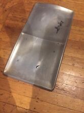 Vintage Chambers Stove In a top Broiler   Griddle Reliable D501 Oem