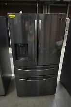Samsung RF28R7351SG 36  Black Stainless French Door Refrigerator  44531 HRT
