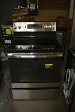 GE JB655SKSS 30   Stainless Freestanding Smoothtop Electric Range NOB  44574 MAD