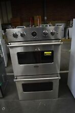 Viking VEDO5302SS 30  Stainless Double Electric  Wall Oven NOB  44660 MAD