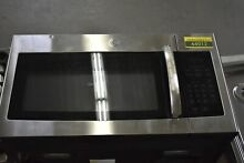 GE JVM3160RFSS 30  Stainless Over The Range Microwave NOB  44912 MAD