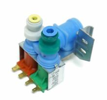 Whirlpool W10853654 4318046 Refrigerator Water Valve Kit NEW OEM SHIPS TODAY