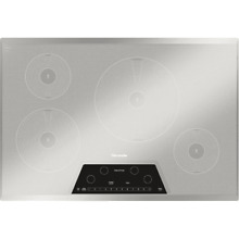 Thermador CIT304KM 30  Silver Mirrored Finish Induction Cooktop Masterpiece Seri