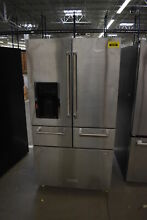 KitchenAid KRMF706ESS 36  Stainless French Door Refrigerator  40256 CLN
