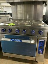 Imperial Restaurant Range  electric  W  Convention Oven 36  New Demo