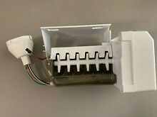 Kenmore Elite Refrigerator Ice Maker Assembly W10251076 Used