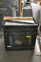 GE Cafe CTS90DP3MD1 30  Black Single Electric Wall Oven NOB  46151 HRT