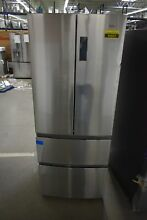Haier HRF15N3AGS 28  Stainless French Door Refrigerator NOB  46603 HRT