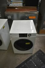 GE GFD14ESSNWW 24  White 4 3 cu ft  Front Load Electric Dryer  46732 HRT