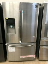 Samsung RF263BEAESR 24 6 cu ft  French Door Refrigerator NOB Full Warranty