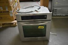 KitchenAid KEBS177SSS 27  Stainless Single Electric Wall Oven NOB  35407 HRT