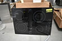 Jenn Air JED4430WB 30  Black Downdraft Electric Cooktop  46915 HRT