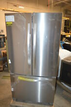Whirlpool WRF535SMBM 36  Stainless French Door Refrigerator NOB  18217 T2