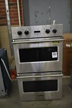 Viking VDOE130SS 30  Stainless Professional Double Wall Oven NOB  43565 HRT