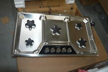 Thermador SGSX365FS 36  Stainless 5 Burner Gas Cooktop NOB  27707 MAD
