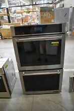 Jenn Air JJW2830DP 30  Stainless Pro Style Double Wall Oven NOB  45300 HRT
