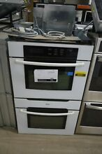Bosch UNKNOWNMODEL 30  White Double Wall Oven  51 MAD