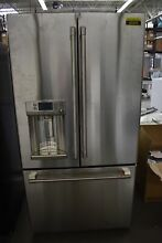 GE Cafe CFE28TP2MS1 36  Stainless French Door Refrigerator NOB  43309 HRT