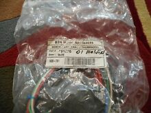 Thermador Bosch Cooktop Wire Harness 491276 NEW Part Free Shipping  B 4