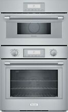Thermador 30  Combo Professional Combination Wall Oven Microwave  POM301W Double