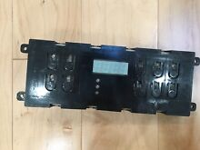 Frigidaire Control Board 316207500  SF5301 S7500 P  for PARTS NON WORKING ONLY