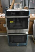 GE JKD3000SNSS 27  Stainless Double Electric Wall Oven NOB  48369 HRT