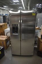 GE GSS25GSHSS 36  Stainless Side by Side Refrigerator NOB  48426 HRT