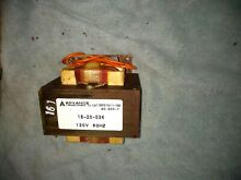 Thermador Double Wall Oven Transformer Part   16 20 034