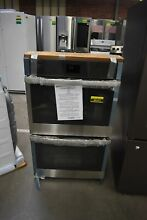 GE JTD5000SNSS 30  Stainless Double Wall Oven NOB  48453 HRT