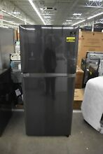 Samsung RT18M6215SG 29  Black Stainless Top Freezer Refrigerator NOB  48502 HRT