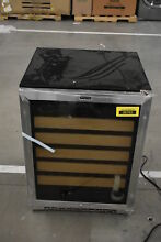 Whynter BWR541STS 54 Bottle Stainless Under Counter Wine Cooler NOB  34402 MAD