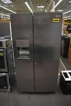 Frigidaire FGSC2335TF 36  Stainless Side by Side Refrigerator  48750 HRT