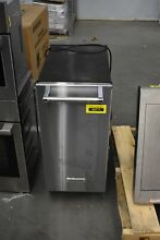 KitchenAid KUIX305ESS 15  Stainless Automatic Ice Maker NOB  48771 HRT
