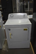 Amana NGD4655EW 29  White Front Load Gas Dryer NOB  38998 HRT
