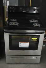 Frigidaire FFEF3016VS 30  Stainless Freestanding Electric Range NOB  49358 HRT