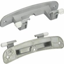 Washer Door Hinge For Frigidaire Affinity FAFW4011LW0 FAFS4272LW0 FAFW3511KW0