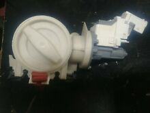 KENMORE WHIRLPOOL WASHER WATER  DRAIN PUMP ASSEMBLY 46197020148