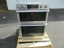Samsung NQ70M7770DS 30  Stainless Combination Electric Wall Oven Flex Duo