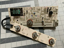 GE WASHER CONTROL BOARD EBX1129P004  175D5261G040  WH12X10614