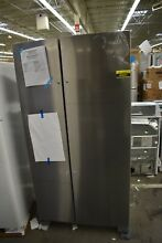 Whirlpool WRS555SIHZ 36  Stainless Side by Side Refrigerator NOB  49601 HRT