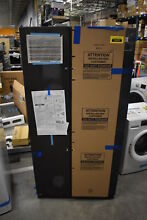 KitchenAid KRSC503EBS 36  Black Stainless Side by Side Refrigerator CD 36659 CLW