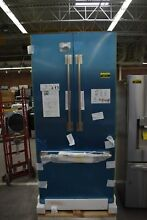 Thermador T36BT910NS 36  Stainless French Door Refrigerator CD NOB  49711 HRT