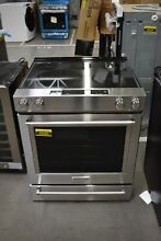 KitchenAid KSEG700ESS 30  Stainless Slide In Electric Range NOB  49686 HRT