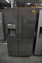 Frigidaire LGHX2636TF 36  Stainless Side by Side Refrigerator NOB  37328 HRT