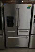 KitchenAid KRMF606ESS 36  French Door Refrigerator Stainless  44989 HRT