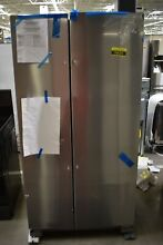 Whirlpool WRS555SIHZ 36  Stainless Side By Side Refrigerator NOB  50629 HRT