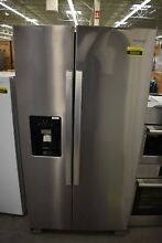Whirlpool WRS325SDHZ 36  Stainless Side By Side Refrigerator NOB  50834 HRT