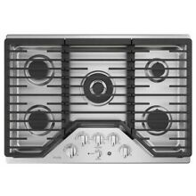 GE Profile PGP9030SLSS 30  Stainless 5 Burner Gas Cooktop NOB  41915 HRT