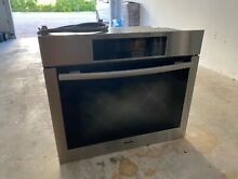 Miele H4780BP Single wall Oven  never used H4780 BP mint OEM